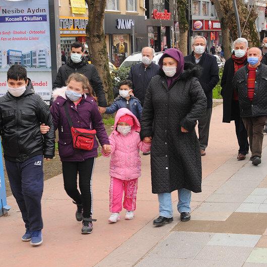 Kocaeli'de 40 binden fazla kişiye koronavirüs aşısı yapıldı