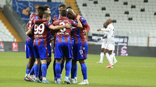 Nefes kesen derbi Trabzonspor'un