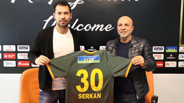 Serkan Kırıntılı'nın transferi resmen açıklandı