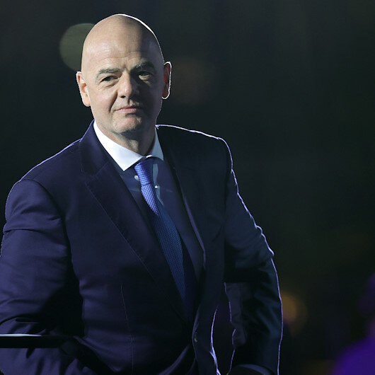 2022 World Cup to be held with fans: FIFA president