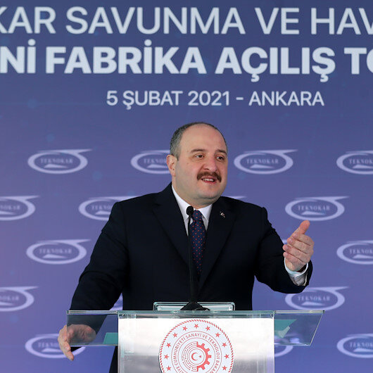 Turkey needs defense sector for int'l voice: Official