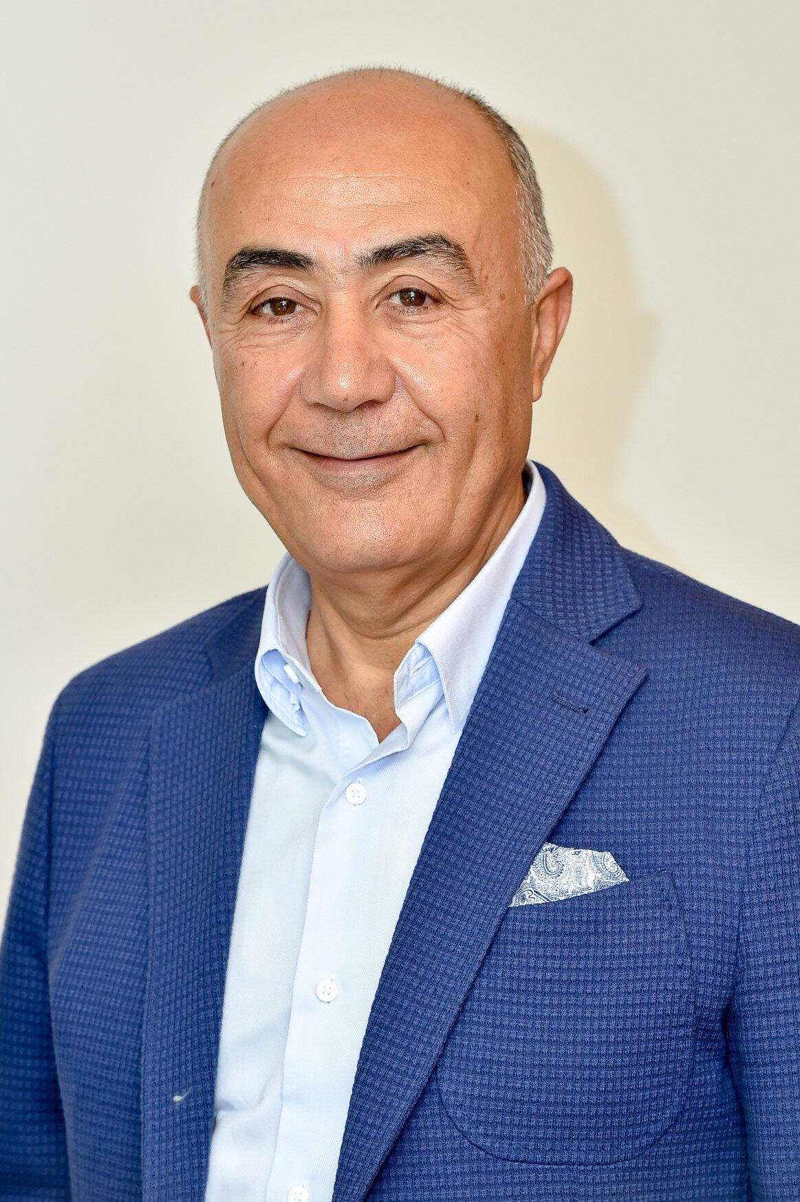 Doğuş İnşaat ve Ticaret A.Ş. Yönetim Kurulu Başkanı Hüsnü Akhan.