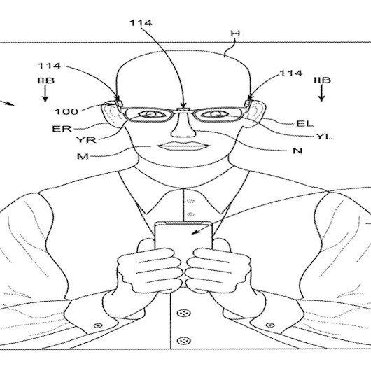 Apple'ın artırılmış gerçeklik gözlüğünün patent detayları ortaya çıktı