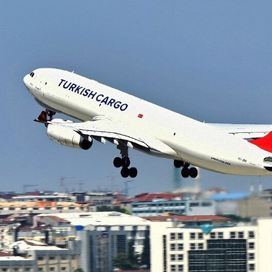 Turkish Cargo wins top honor in global awards