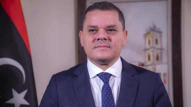 Libya's new Prime Minister Abdul Hamid Dbeibeh