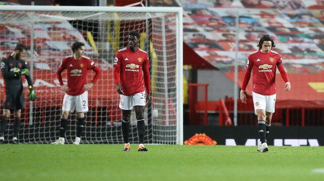 Manchester United 90+5'te yıkıldı