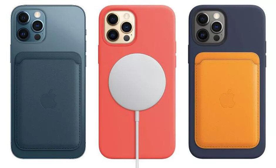 iPhone 12'nin MagSafe aksesuarları için de benzer uyarı geçerli.