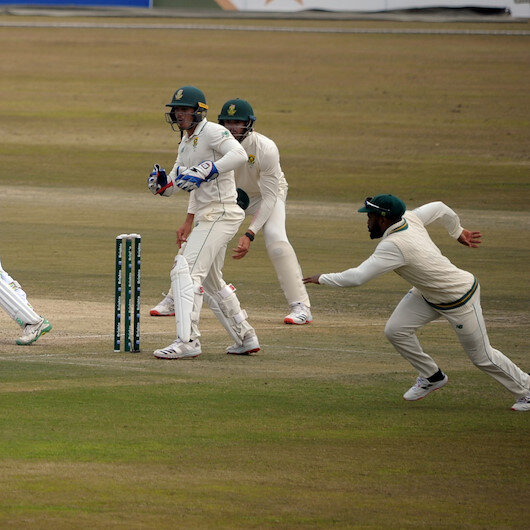 Cricket: Pakistan beat S. Africa to clinch Test series