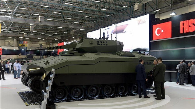 'Turkish defense exports more than commercial moves'