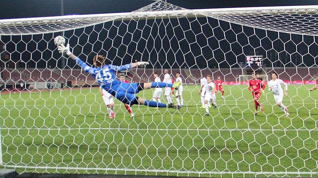 TFF 1. Lig maçına damga vuran futbolcu: Frikikten hat-trick yaptı