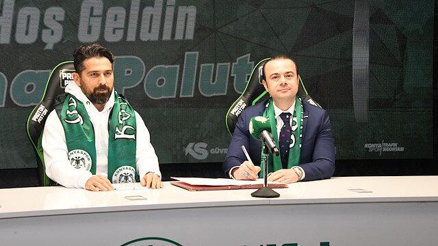 Konyaspor İlhan Palut ile anlaştı