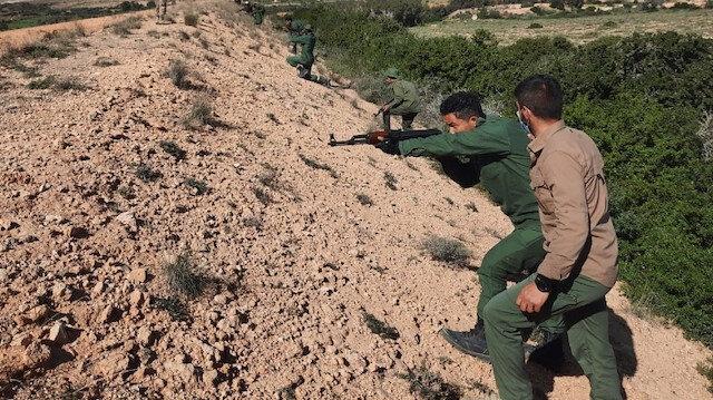 Turkey trains Libyan troops on counter-terrorism