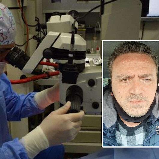 Hatalı ameliyatla gözünü kaybetti tazminat davası açtı: 100 bin lira çok 10 bin lira yeter