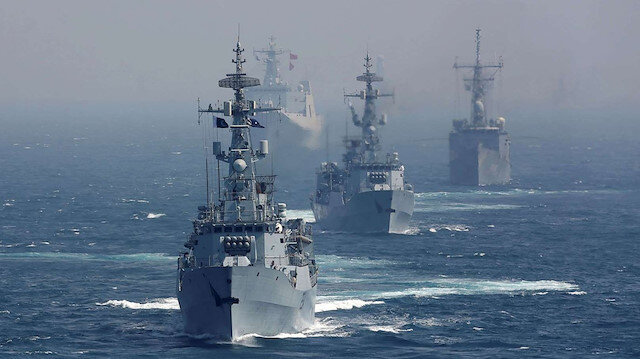 Multinational military drill 'to give Pakistan diplomatic push'