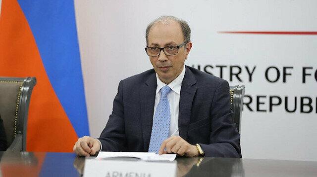 Foreign Minister Ara Ayvazyan