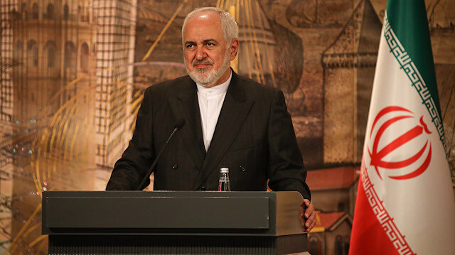 Iran's Foreign Minister Javad Zarif