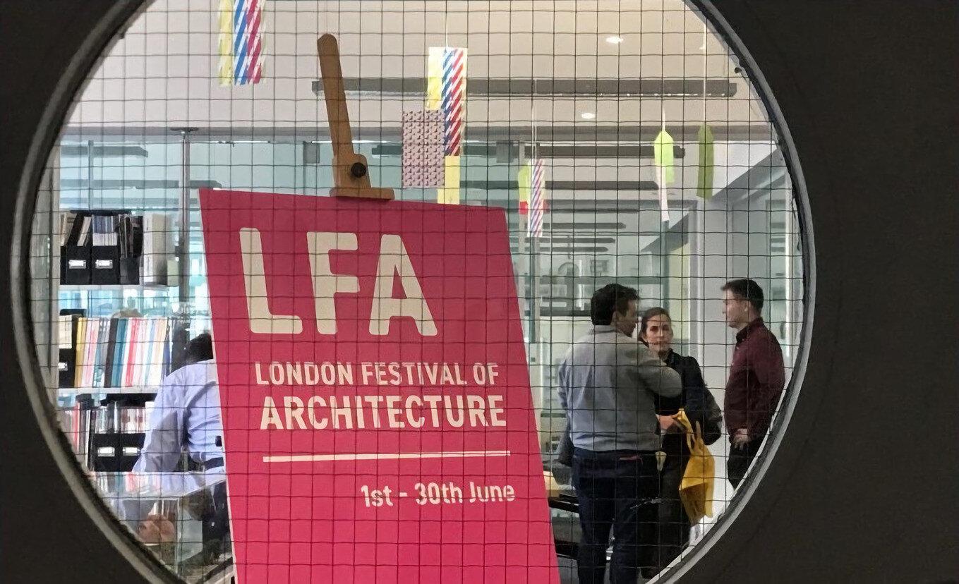 Londra Mimarlık Festivali, 1 - 30 Haziran.