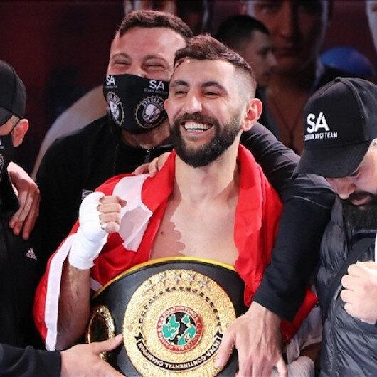 ملاكمة.. التركي أفجي يحقق بطولة القارات للوزن الخفيف بأوكرانيا