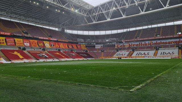 Türk Telekom Stadı'ndan beklenen görüntü geldi: İşte zeminin son durumu