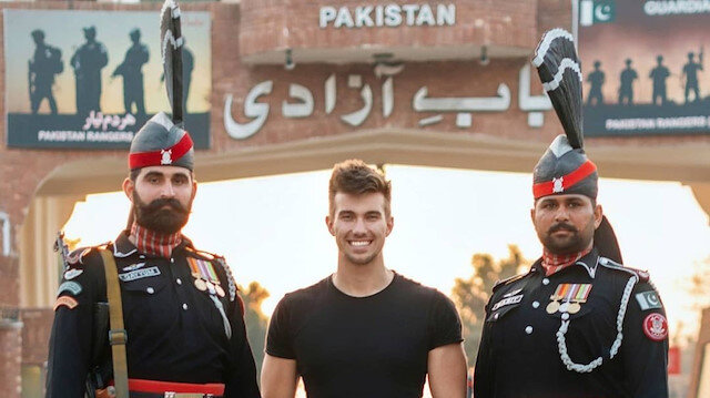 German travel vlogger embraces Islam after spending a year in Pakistan
