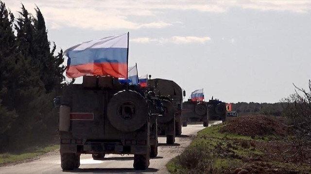 Russia establishing military unit in northeastern Syria