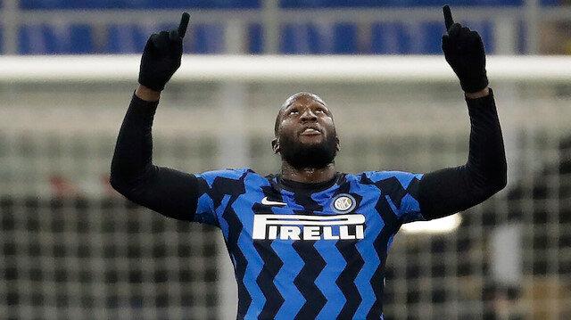 Lukaku coştu, Inter liderliği kaptı
