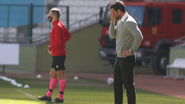 Denizlispor'da kabus bitmiyor: Son 11 maçta, 1 galibiyet aldılar