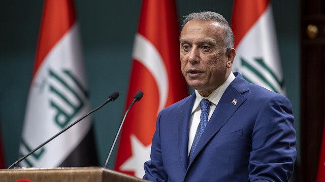 Iraqi Prime Minister al-Kadhimi