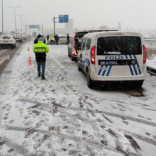 Sivas'ta eğitime kar engeli: Vali açıklama yaptı
