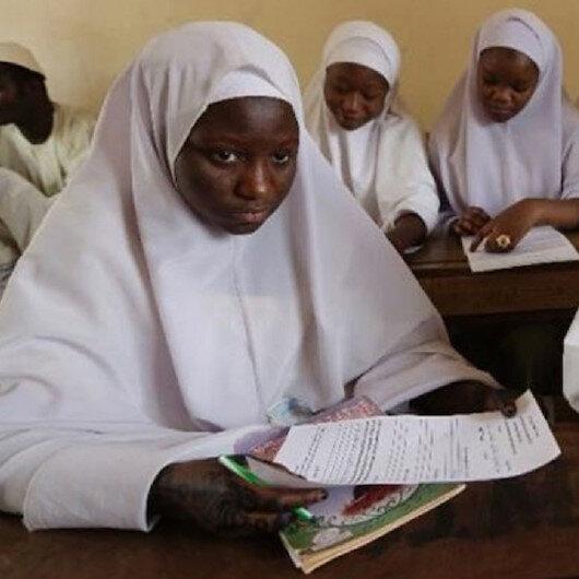 Nijerya'da başörtü tartışması yüzünden 10 okul geçici olarak kapatıldı