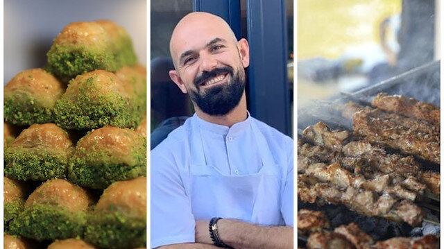 Turkish chef on Emerald Isle wins raves, Michelin star