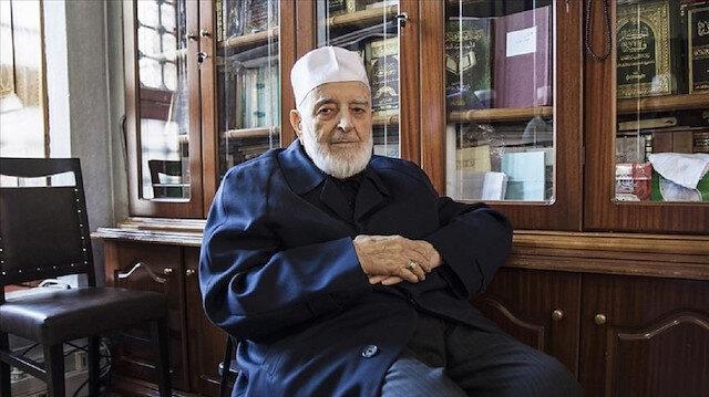 وفاة محمد أمين سراج