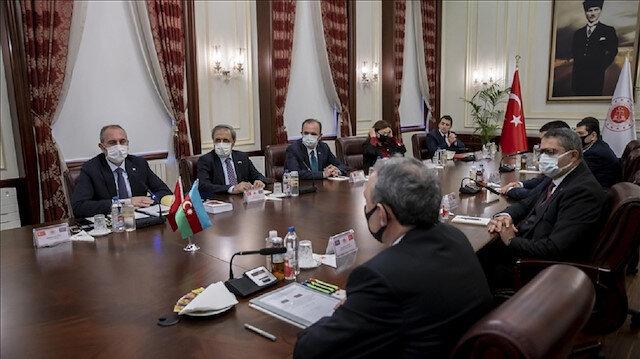 مباحثات تركية أذربيجانية حول سبل التعاون في مجال الفضاء