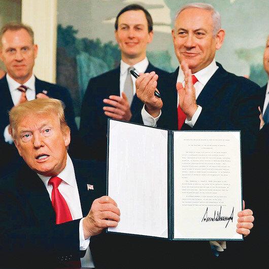 Yüzyılın Anlaşması kâğıt üstünde kaldı