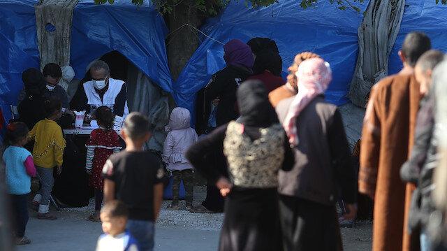 سوريا.. جمعية طبية تركية تقدم خدماتها لـ615 ألف شخص