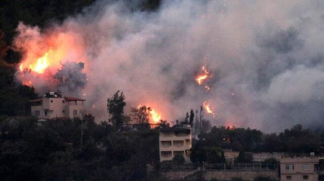 """تركيا.. تحييد إرهابي من """"بي كا كا"""" متهم بإشغال حرائق في هطاي"""