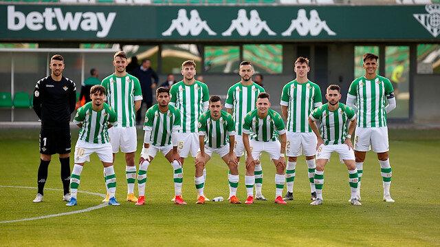 Real Betis'e <br>Türk sponsor