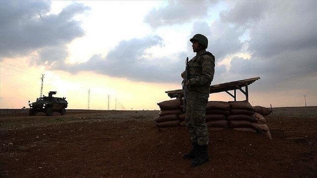 """تركيا.. استسلام إرهابي من """"بي كا كا"""" لقوات الأمن"""