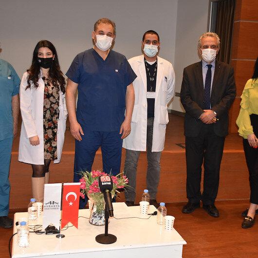"""Avrasya Hastanesi'nde """"Obezite Cerrahisi"""" gündemdeydi"""