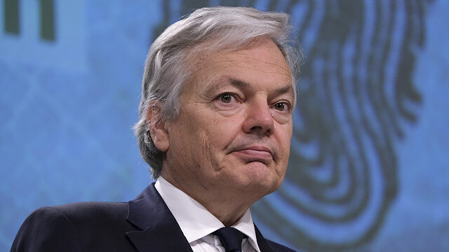European Commissioner for Justice Didier Reynders