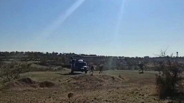 """تدمير مخابئ وضبط أسلحة لـ """"بي كا كا"""" جنوبي تركيا"""
