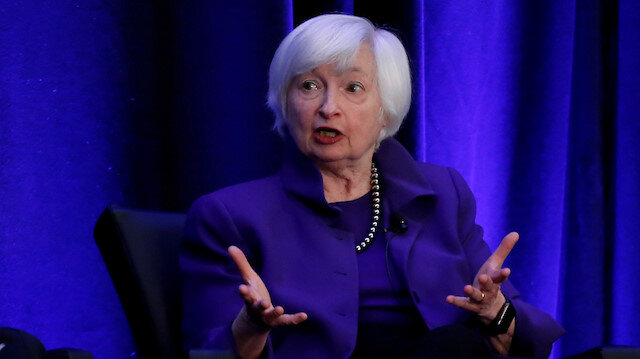 Janet Yellen, US President-elect Joe Biden's nominee to be treasury secretary