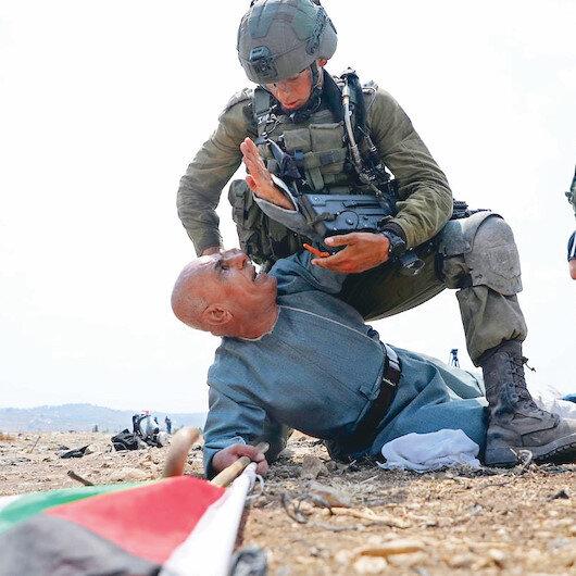 Filistin'de bir günün özeti: Baskın, yıkım, tutuklama