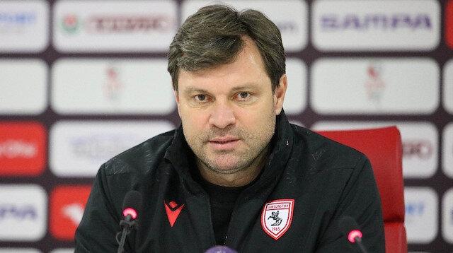 Ertuğrul Sağlam'dan şampiyonluk mesajı: 11 final maçına çıkacağız