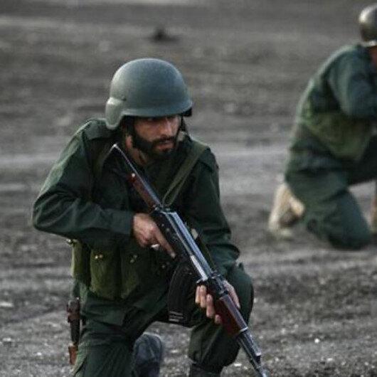 İran'ın Irak sınırında çıkan çatışmada 2 silahlı örgüt üyesi öldürüldü
