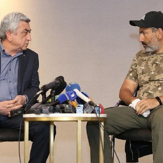 Ermenistan'da füze tartışması darbeyi körükledi: Siyasiler birbirine girdi
