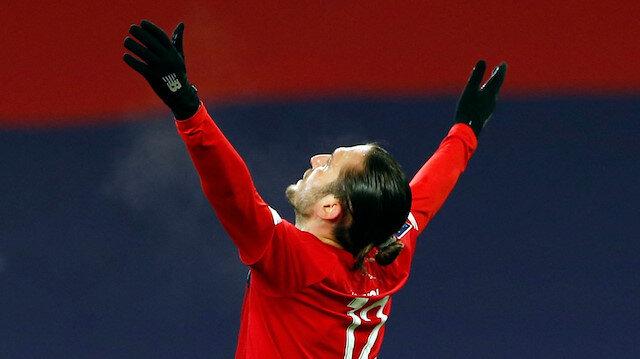 Yusuf Yazıcı Lille formasıyla Türk futbol tarihine geçti