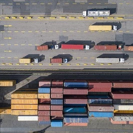 الصادرات التركية تتجاوز 15 مليار دولار في يناير