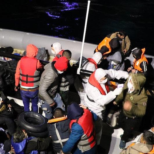 Yunanistan'ın ölüme terk ettiği 12 bin kişinin hayatını Türkiye kurtardı