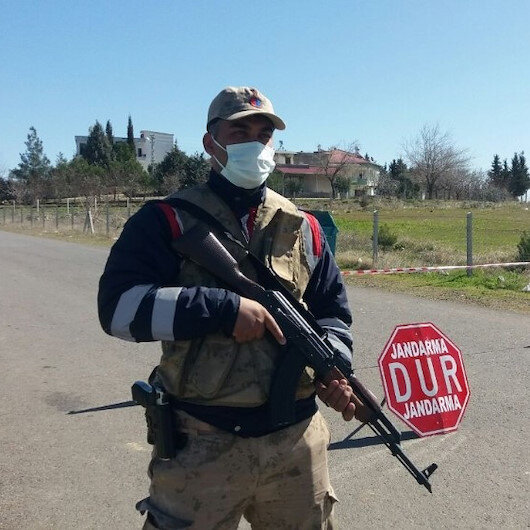Mutasyonlu mahalle karantinaya alındı: Giriş ve çıkışlar kapatıldı
